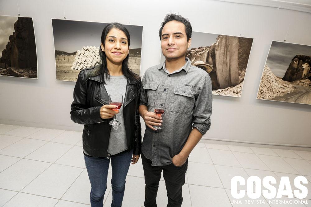 Yaje Panta y Marco Antonio Trujillo