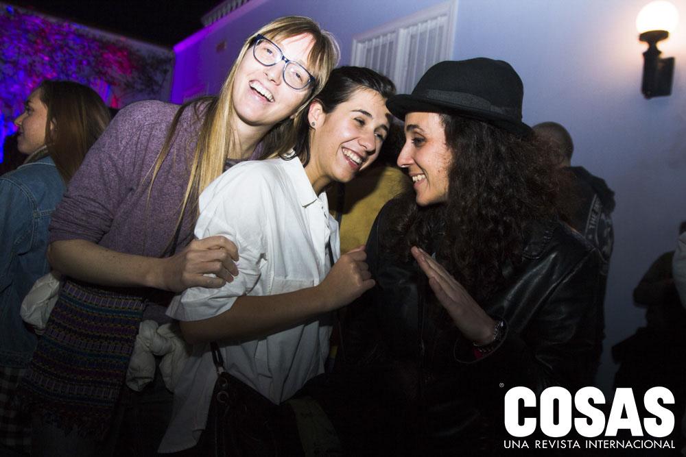 Alma, Fiorella e Isotta Cobianco