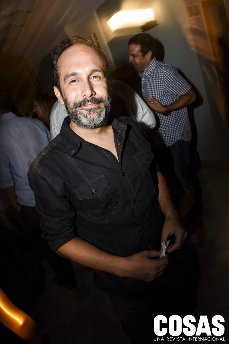 Renzo Guerra.