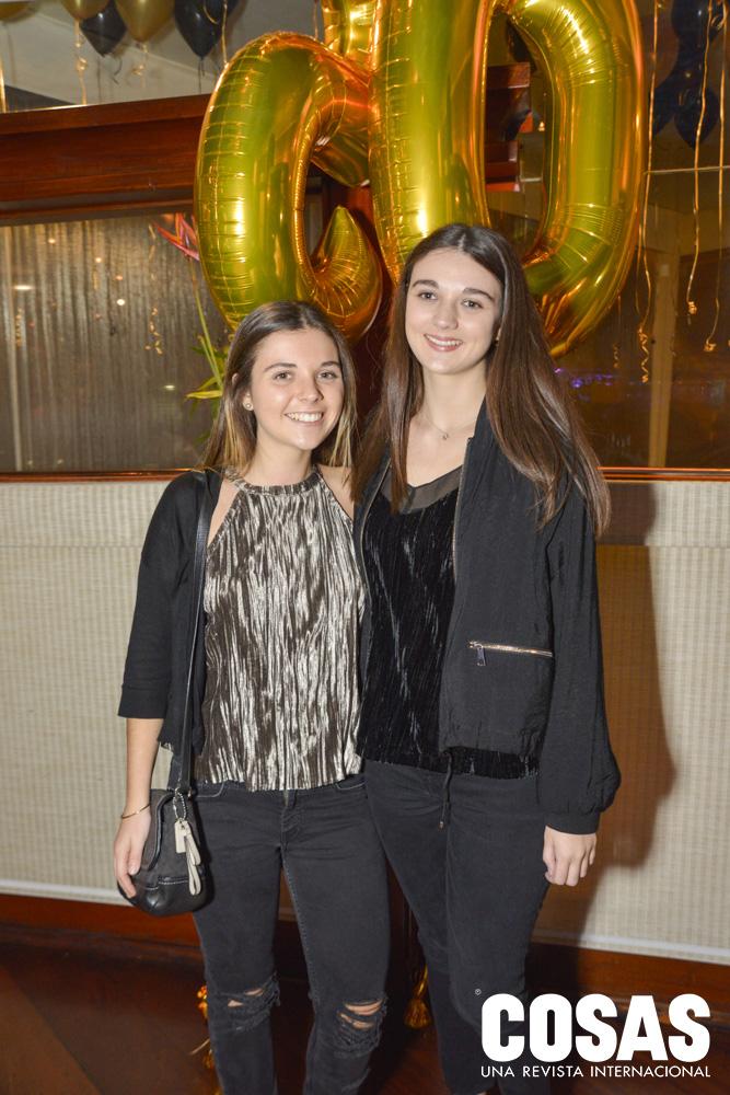 Mariana y Natalia Sousa