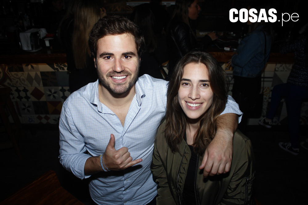 Gonzalo Calvo y Emilia Beltrán