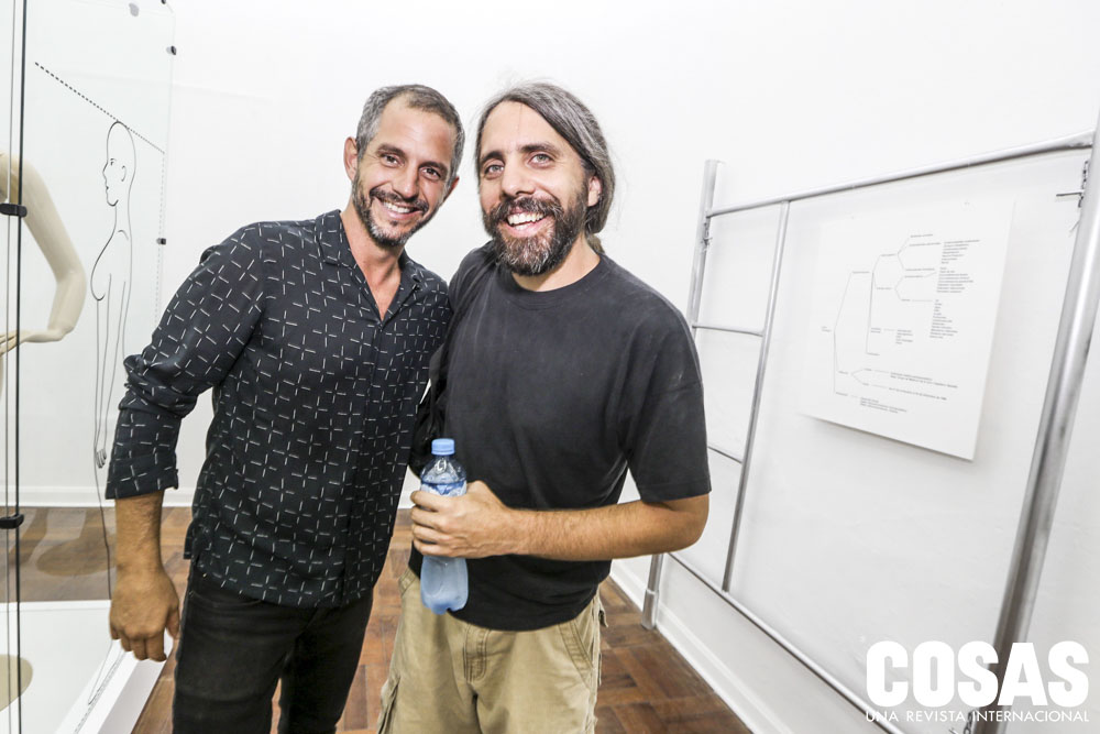 Alexander Neumann y Huanchaco