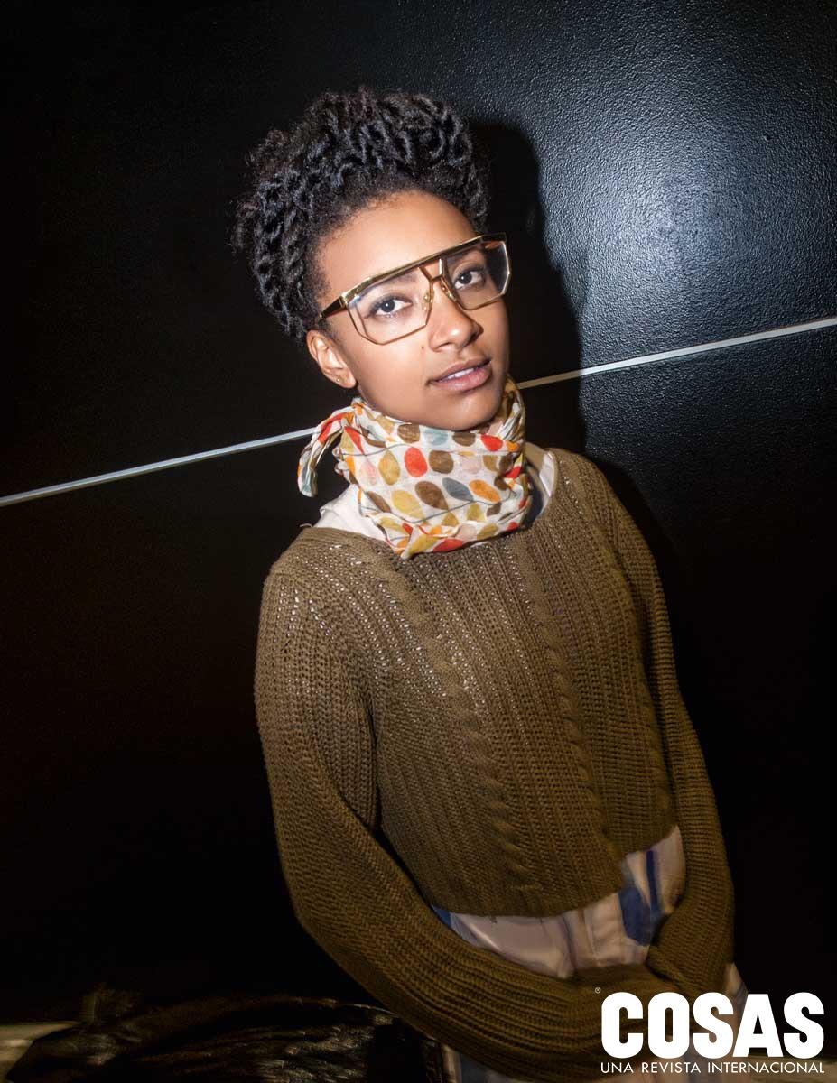 Esperanza Spalding, en el MAC.