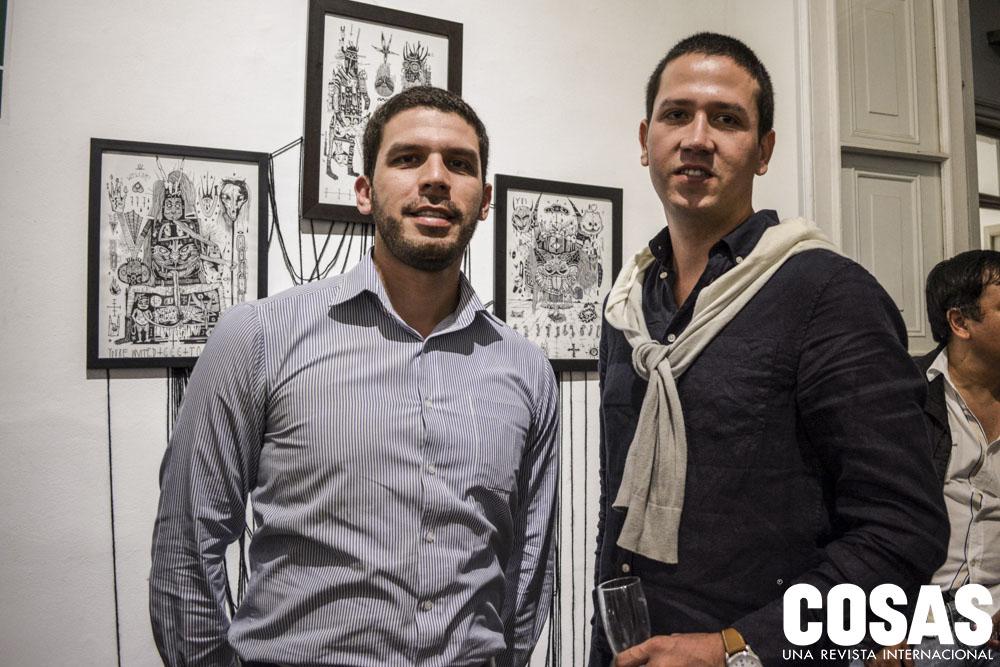 Mauricio Solís y Manuel Delgado