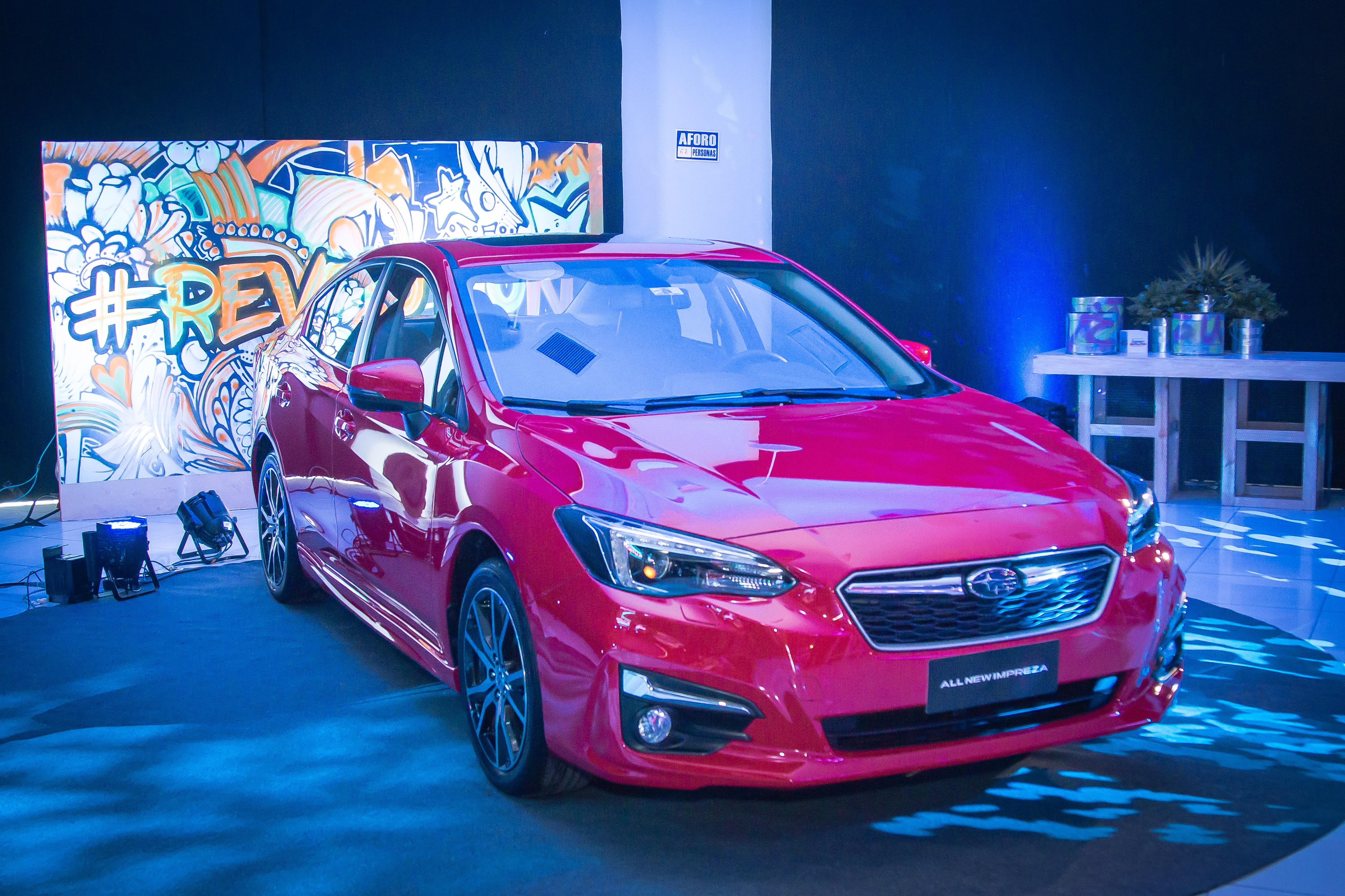 All New Subaru Impreza 2017 llegó al Peru