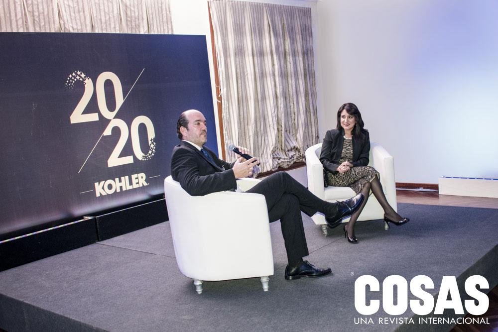 Renzo Del Risco y María Elena Rentería