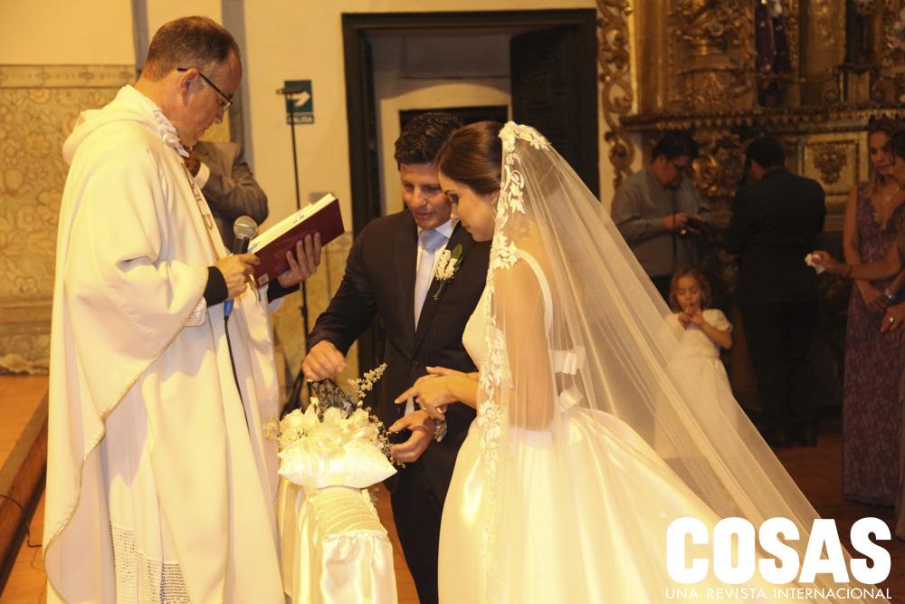 Matrimonio de Fiorella Fuxá y Alexis Aleksandrov