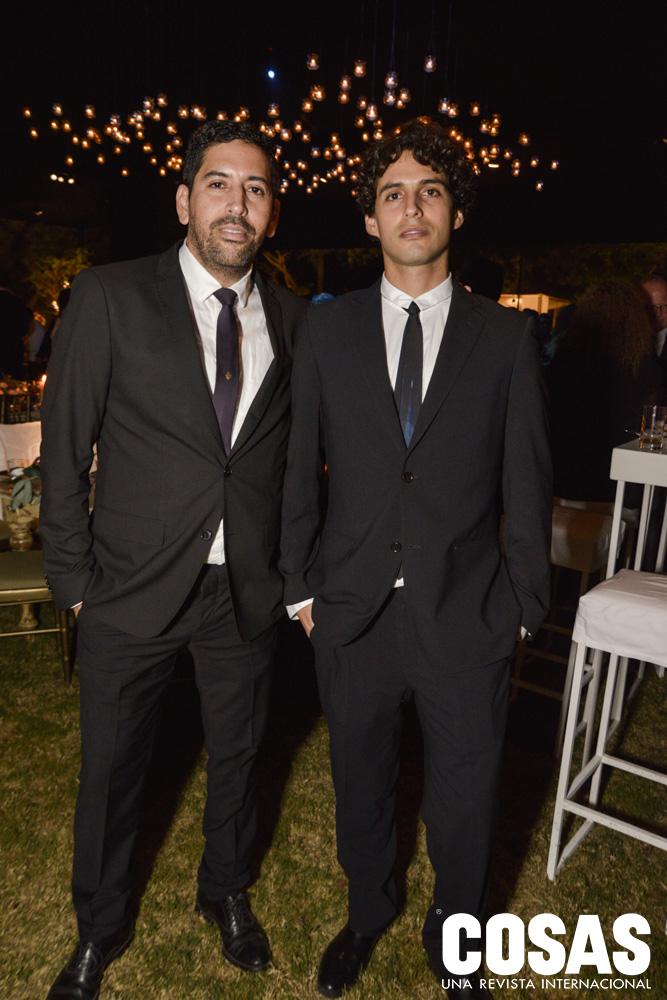Christian Duarte y Duilio Dall'orto