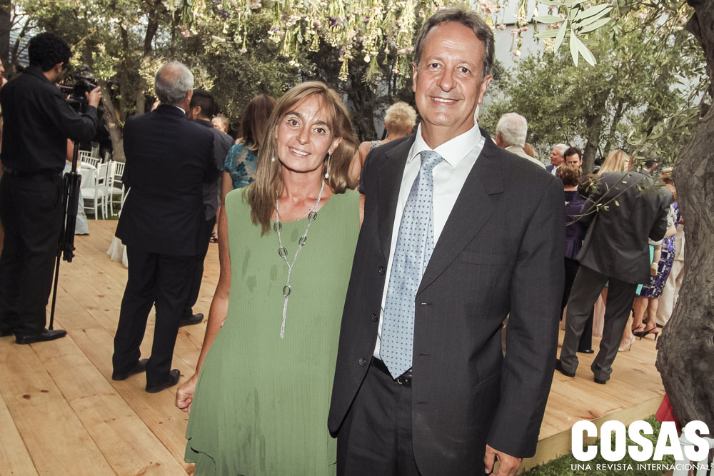 Sonia y Luis Brambilla
