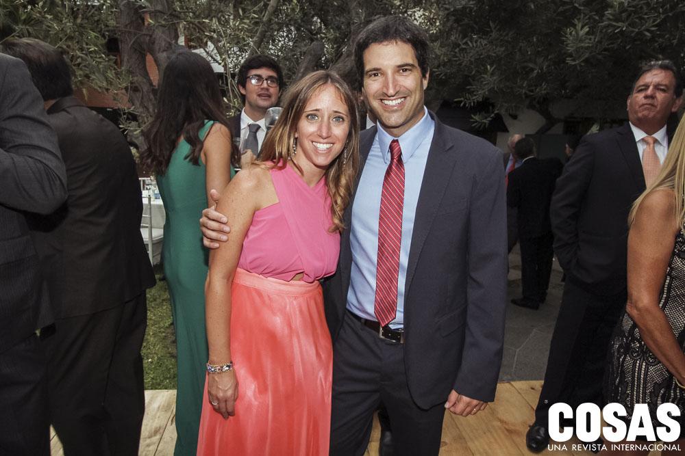 Mariana y Willy Barclay