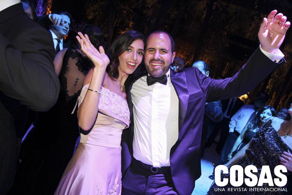 Carol y Eli Zaidan
