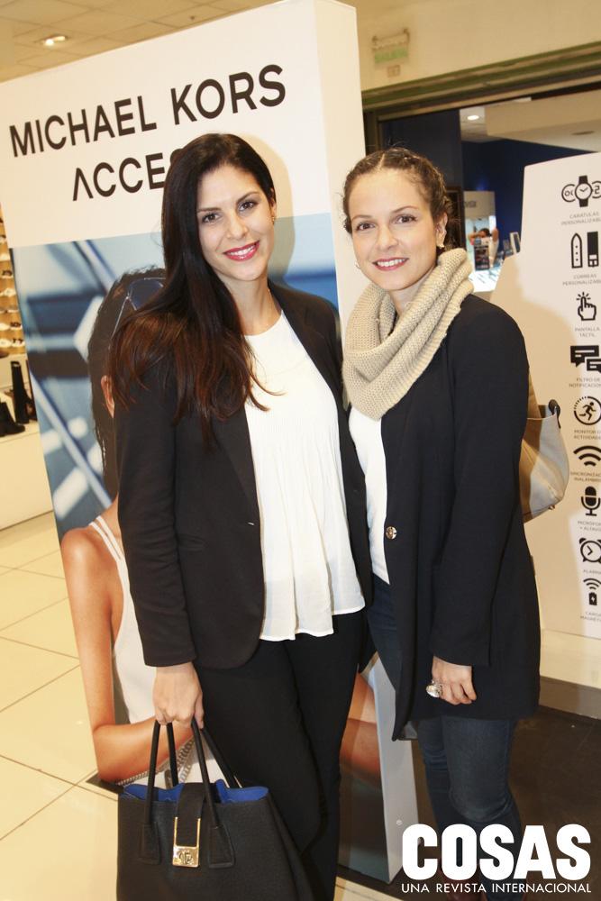 Constanza Ballesteros y Claudia Scamarone.