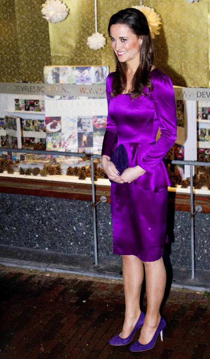 34 años de Pippa Middleton: recordemos sus 10 mejores looks