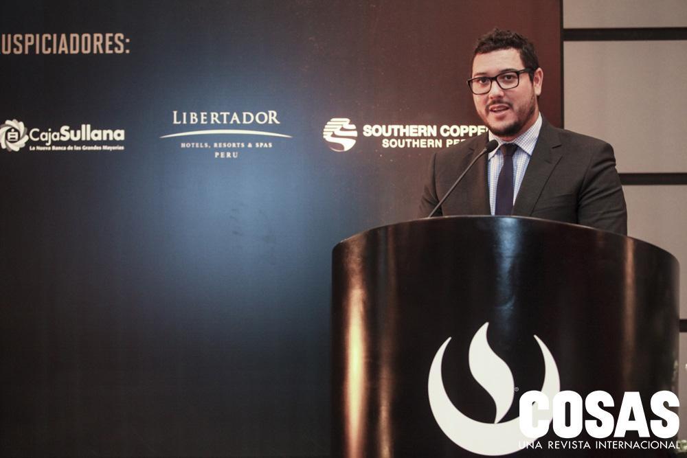 Gonzalo Carranza, Editor de Economía de El Comercio.