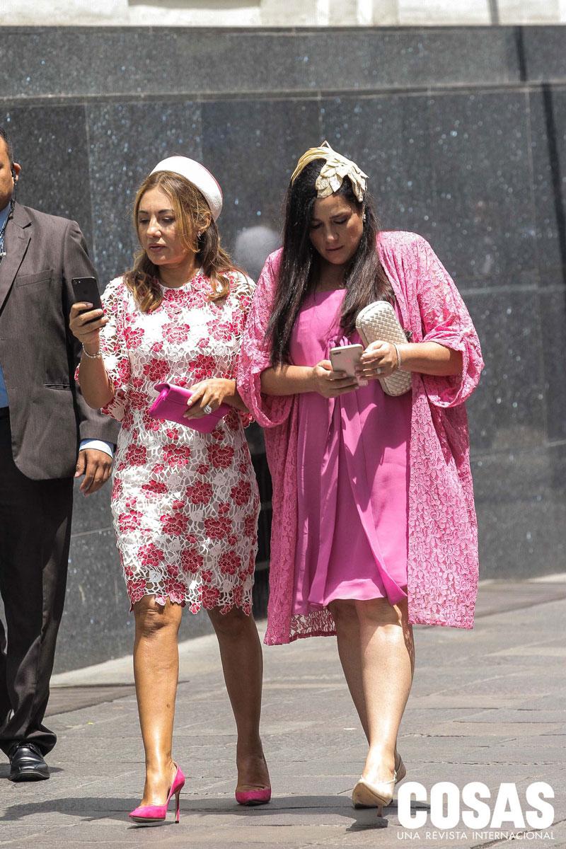 Fantástico Invitados A La Boda Atuendo Fotos - Colección de Vestidos ...