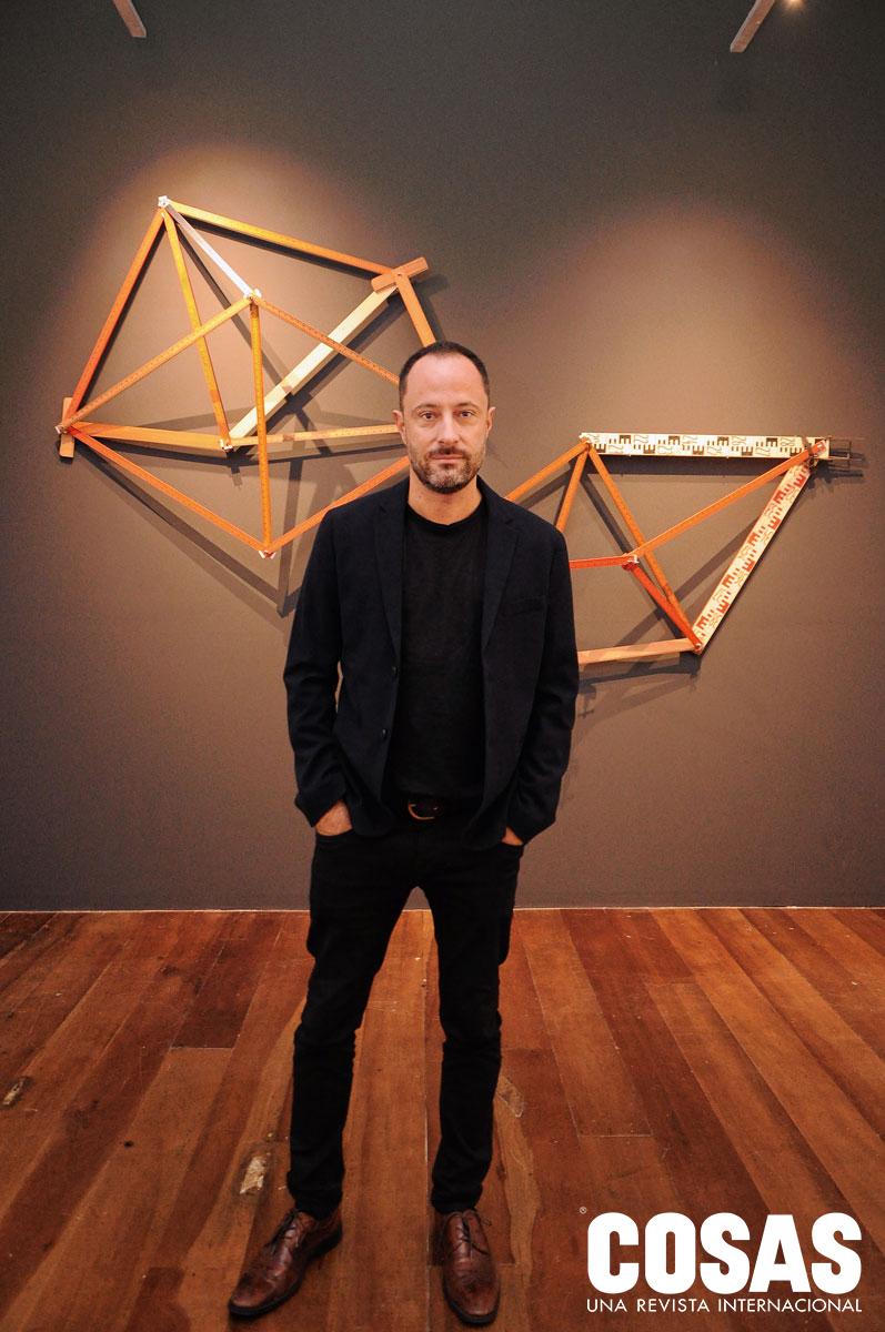 Fernando Otero, en CEDE Galería.