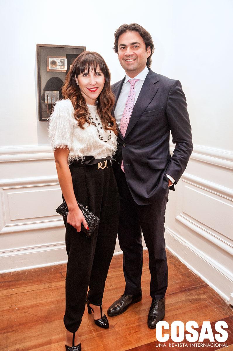Ana Vega Soyer y Marbe Gustos, en CEDE Galería.