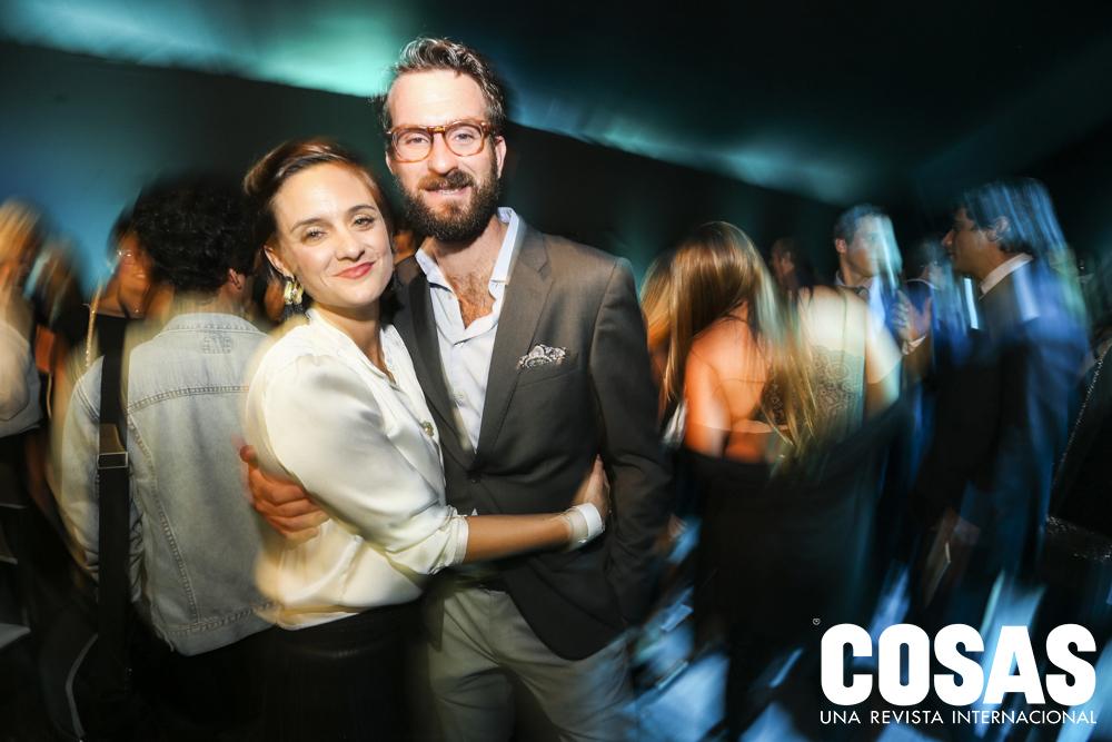 Natalie Bouchier y Coco Corpancho.