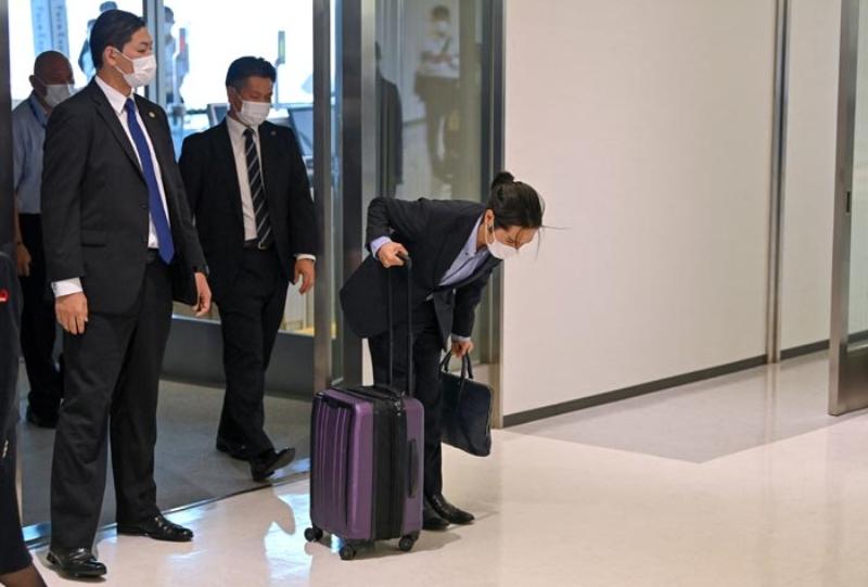 MAKO - NOVIO EN JAPÓN