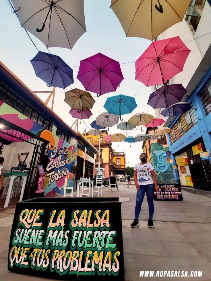 gastronomía y cultura - calles monumental callao