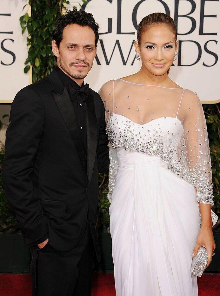 Anthony y Jennifer Lopez estuvieron casados de 2004 a 2014.