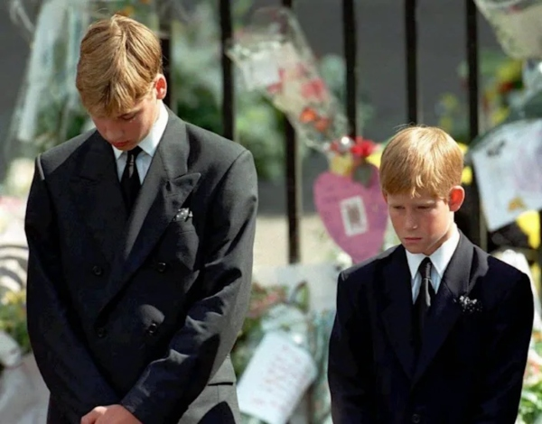 prince harry funeral diana