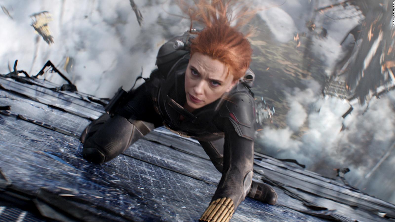 Johansson protagoniza Black Widow
