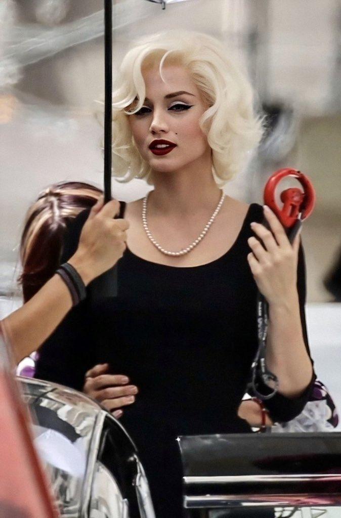 biopic Marilyn Monroe
