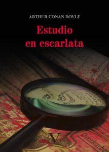 novelas: estudio en escarlata